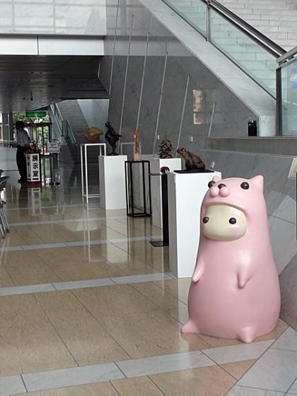 多摩美術大学彫刻展2011