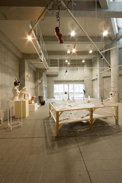 平成23年度 彫刻学科2年 実習-7報告展