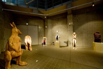 平成23年度 木彫展