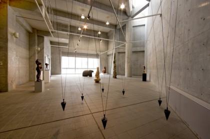 平成24年度 彫刻学科教員作品展
