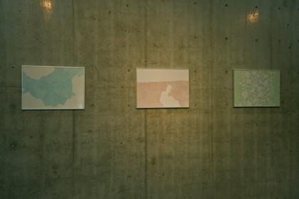 terada eri solo exhibition