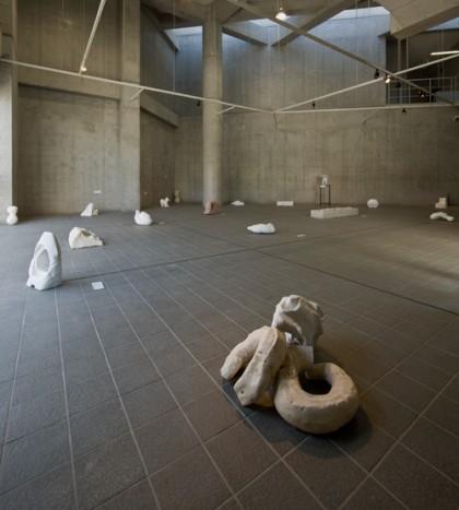 石彫実習報告展