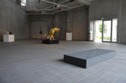 平成25年度 彫刻学科教員展第Ⅰ期