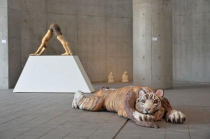 平成25年度 彫刻学科教員展第Ⅱ期