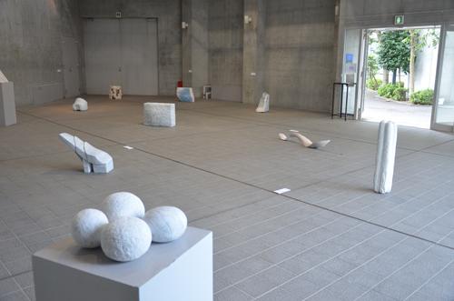 石彫報告展③