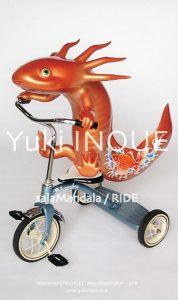 Yuki INOUE  salaMandala/RIDE